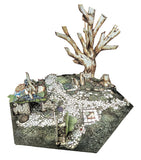 Pale Tree Pop-Up Terrain, 12 Inch - Digital Download - Printing & Assembly Required