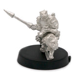 Grippli Knight Mounted on Cat, 24mm