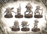 Stonehaven Adventurers 2020 - 7 Piece Otker and the Mob Set