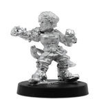 Dwarven Mechanist, 24mm