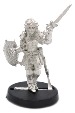 Human Knight Female, 41mm