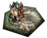 Lone Tower Pop-Up Terrain, 12 Inch - Digital Download - Printing & Assembly Required