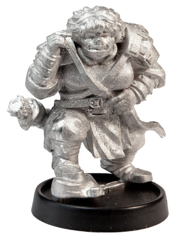 Female Orc Archer, 37mm