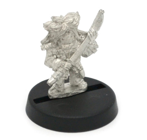 Gremlin Swordsman, 17mm