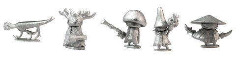 Stonehaven Adventurers 2020 - 5 Piece Mushroom Folk Set C