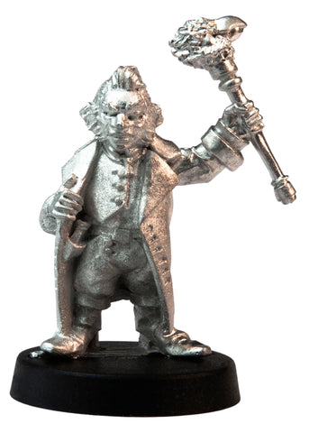 Male Halfling Trickster, 32mm