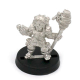 Halfling Honey Mage, 24mm