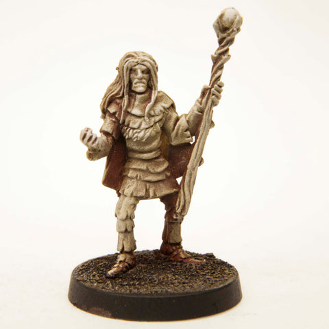 Elf Wizard, 38mm