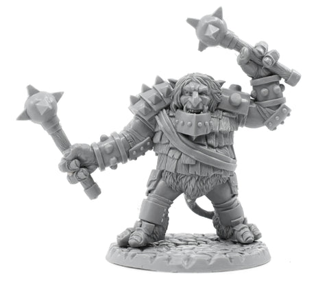 Armored Troll, 92mm