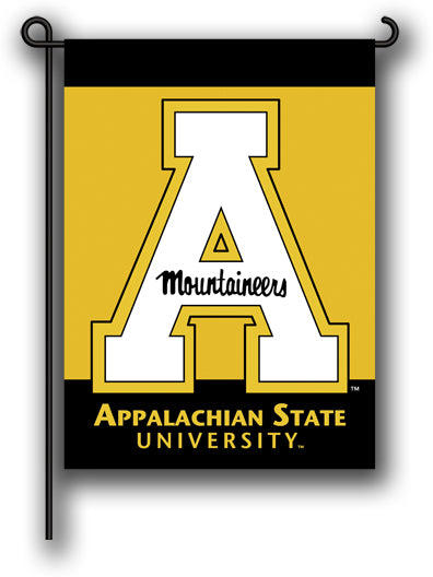 Appalachian State Mountaineers 2-Sided Garden Flag
