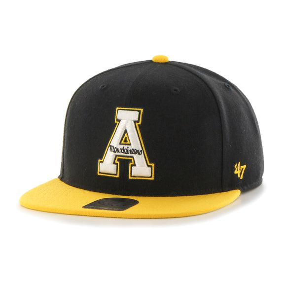 Appalachian State '47 Brand Classic Snap Back Block A Hat