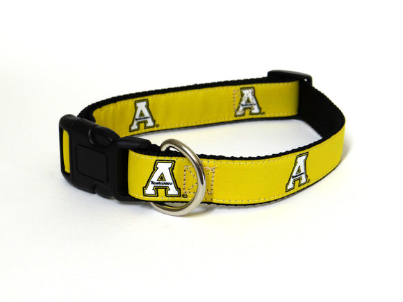 Appalachian State Mountaineers Dog Collar