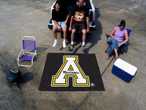Appalachian State Mountaineers - 5 Foot x 6 Foot - Tailgater Mat