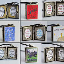 Book Lockets