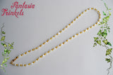 Pearl Necklace - Fraser wedding gift replica (freshwater pearls) Outlander Jewelry