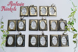 Diana Gabaldon's Outlander Series - All 8 Books Locket Collection (quotes inside) Charms Pendants Keyring Bracelet