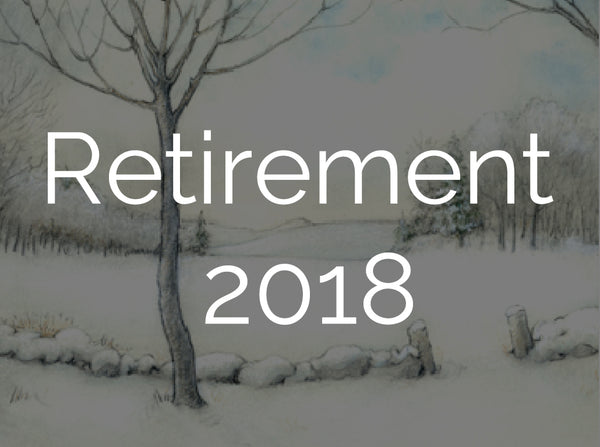 January 2018 Retirement Announcement