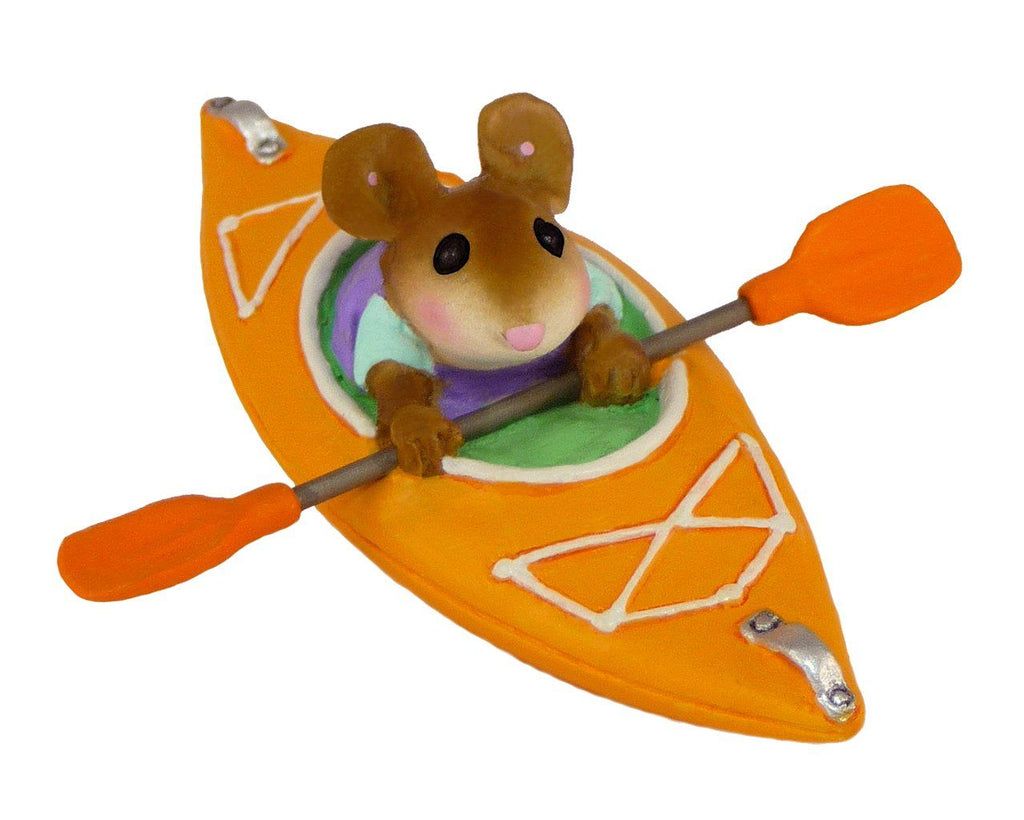 Kayaking Mouse