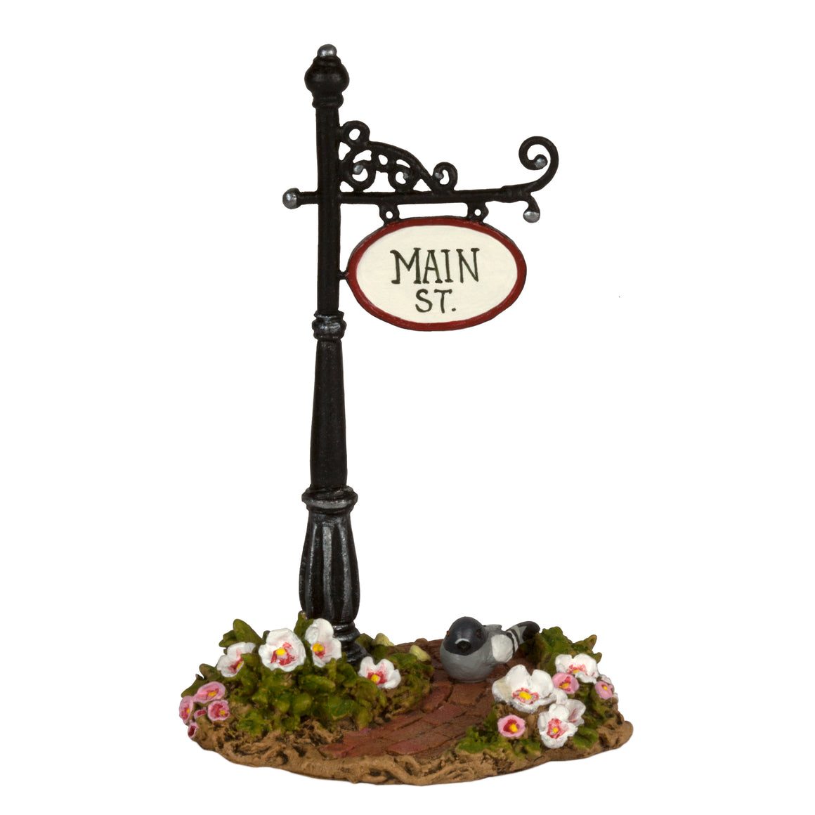 Main St. Sign Post