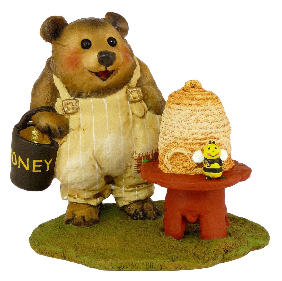Bear and Bee Hive
