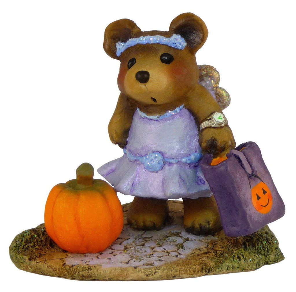 Bear in Fairy Halloween Costume