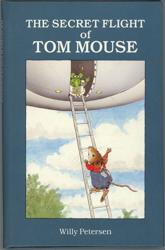 The Secret Flight of Tom Mouse