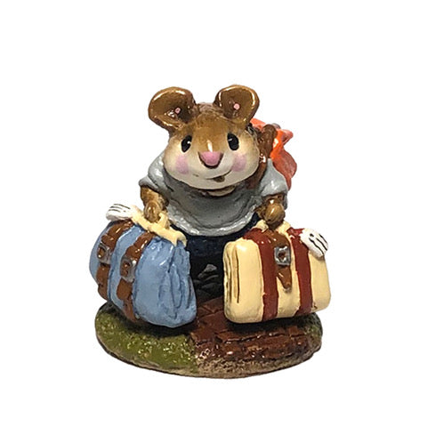 Mini Traveling Mouse