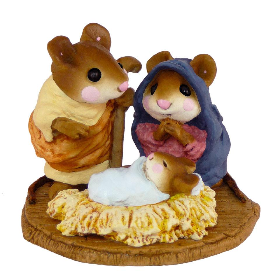 Nativity Mice