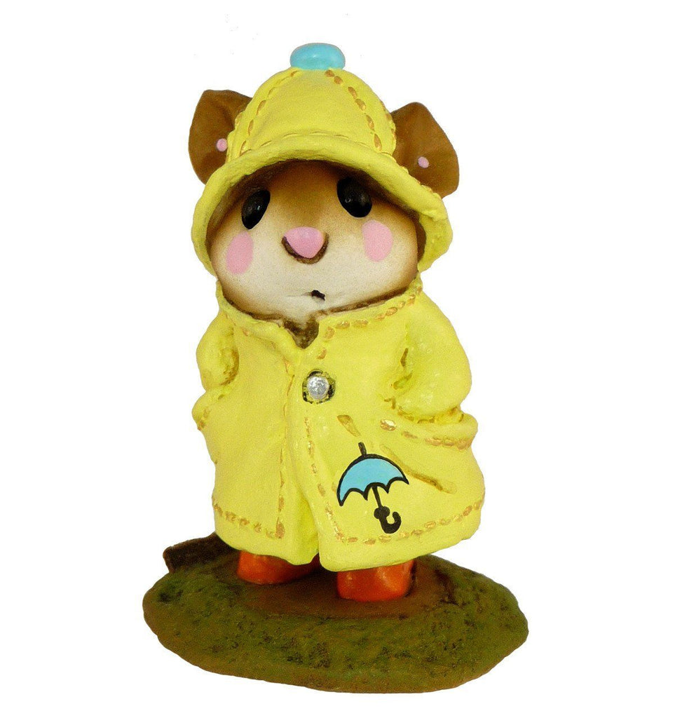 Raincoat Mouse