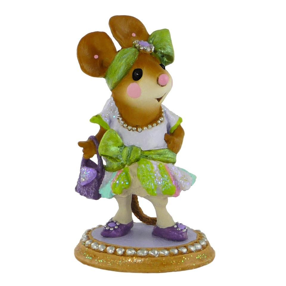 Flapper Girl Mouse