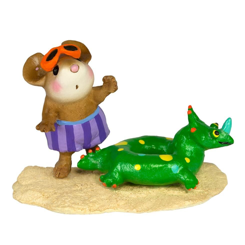 Dinosaur Mouse Floatie