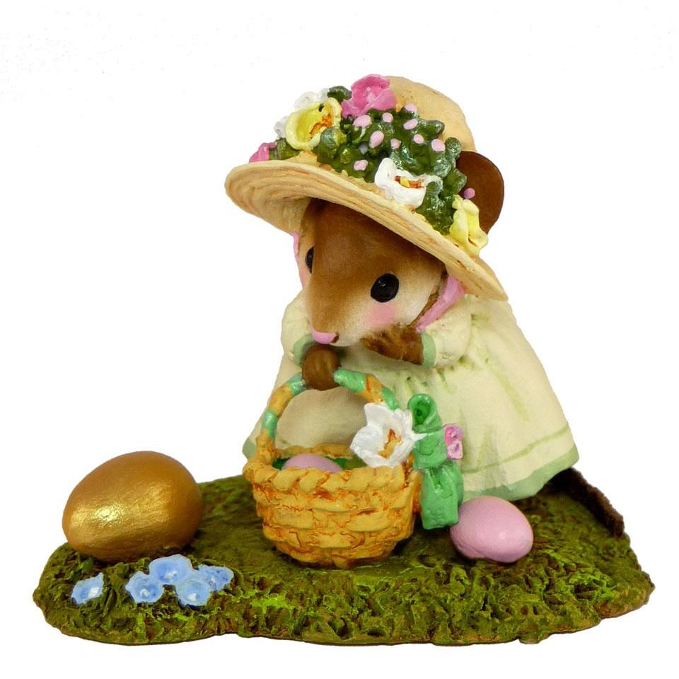 Easter Mouse Decoration