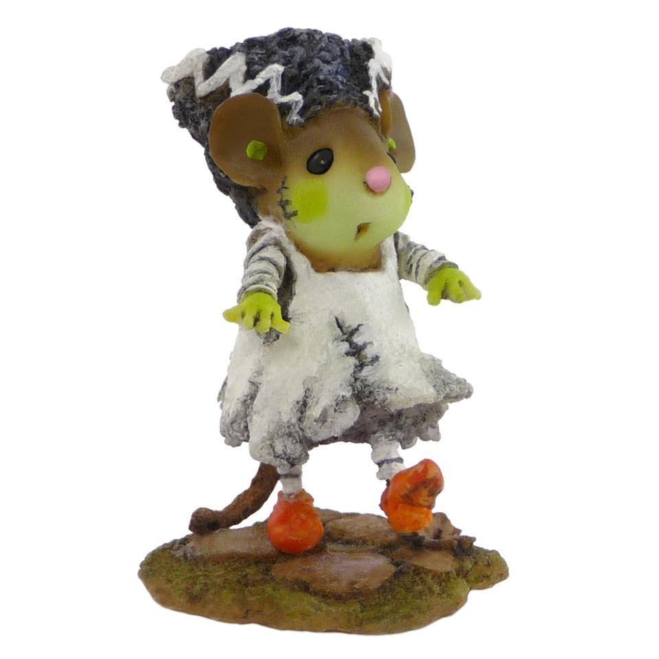 The Bride of Frankenstein Mouse