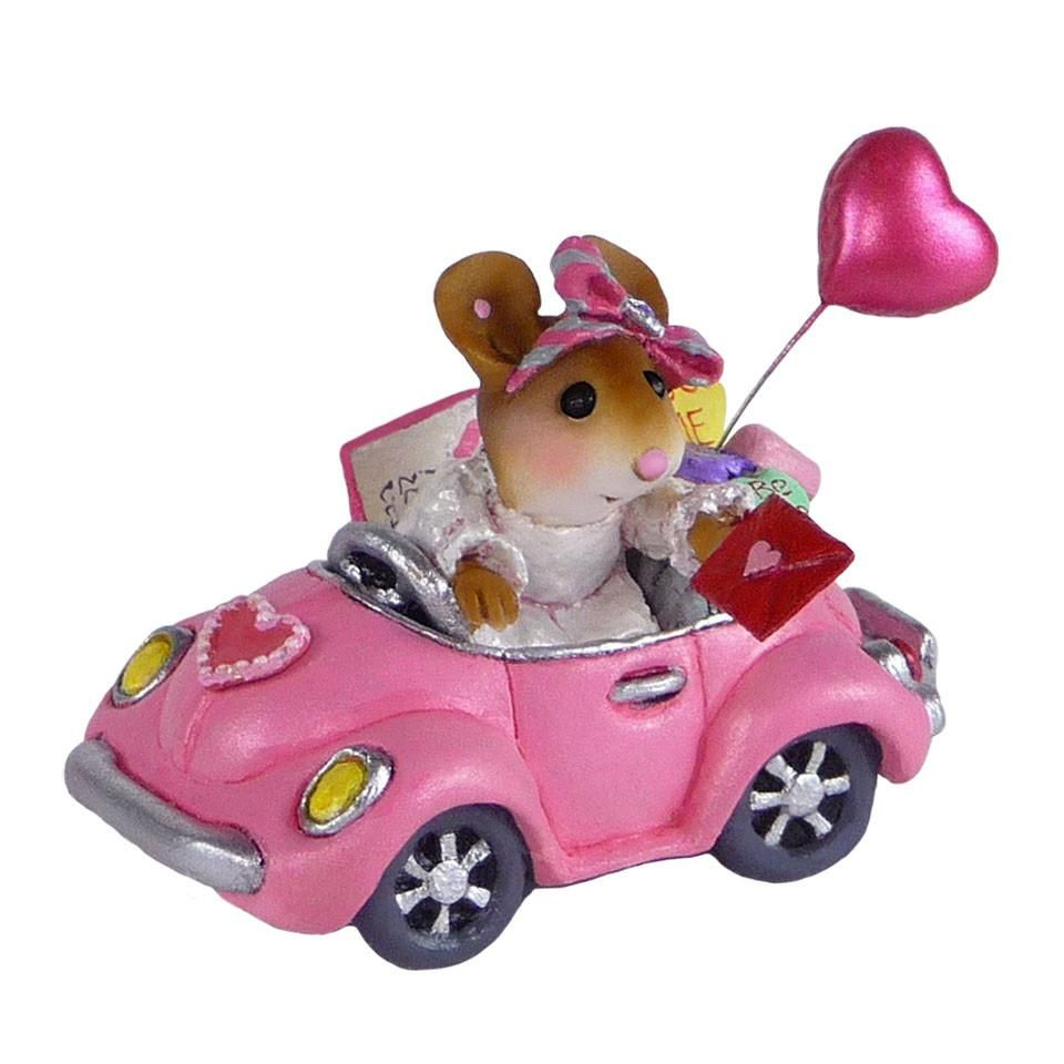 Mouse Driving with Valentine's