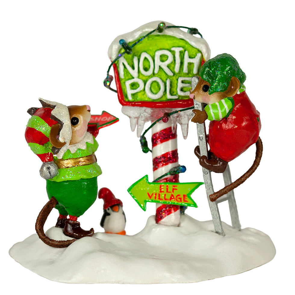 North Pole Elves