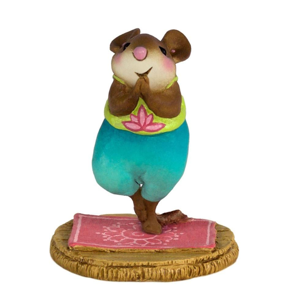 Yoga Tree Pose Mouse