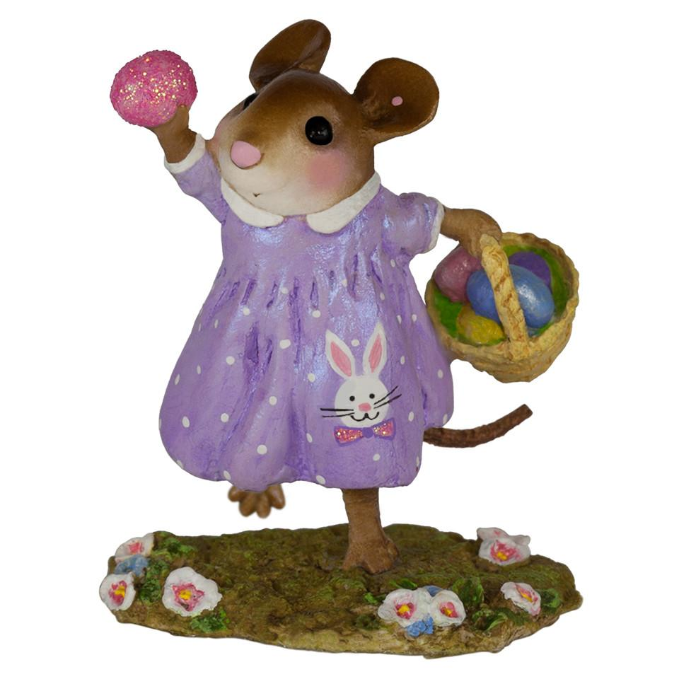 A Mouse Who Found an Easter Egg