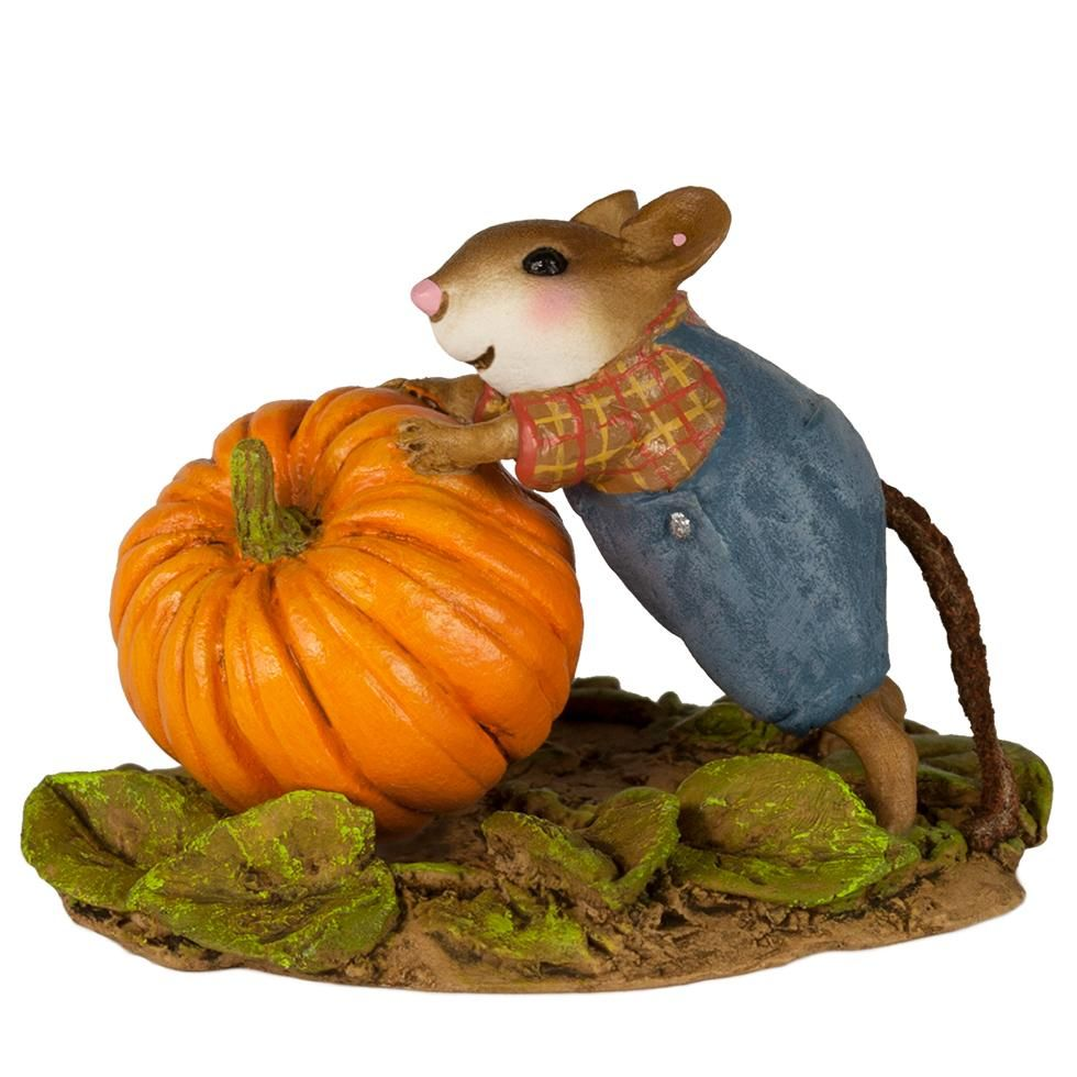 Pumpkin Patch Mouse