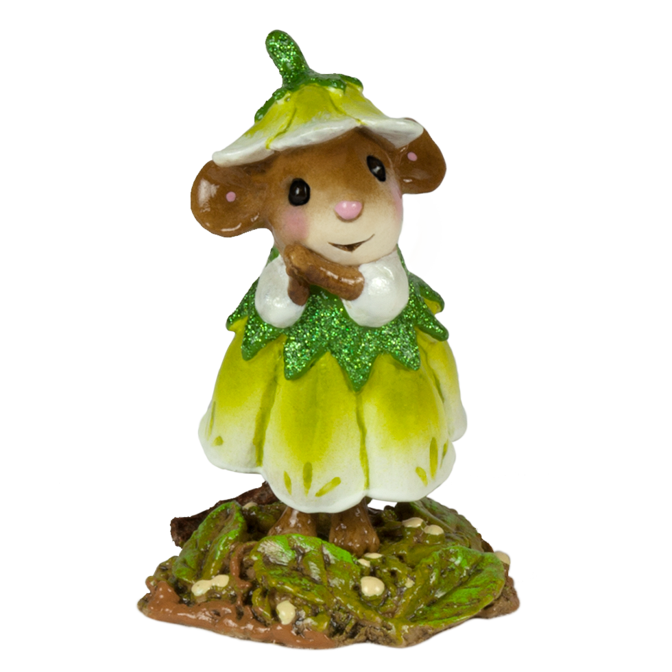 Lily of the Valley - May Flower Mouse
