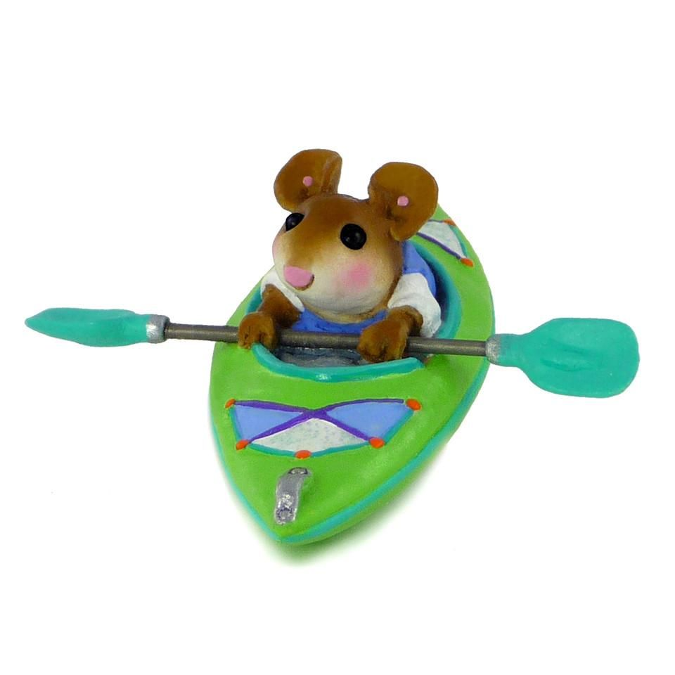 Mouse Kayak Ride