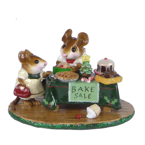 Mousie's Christmas Bake Sale