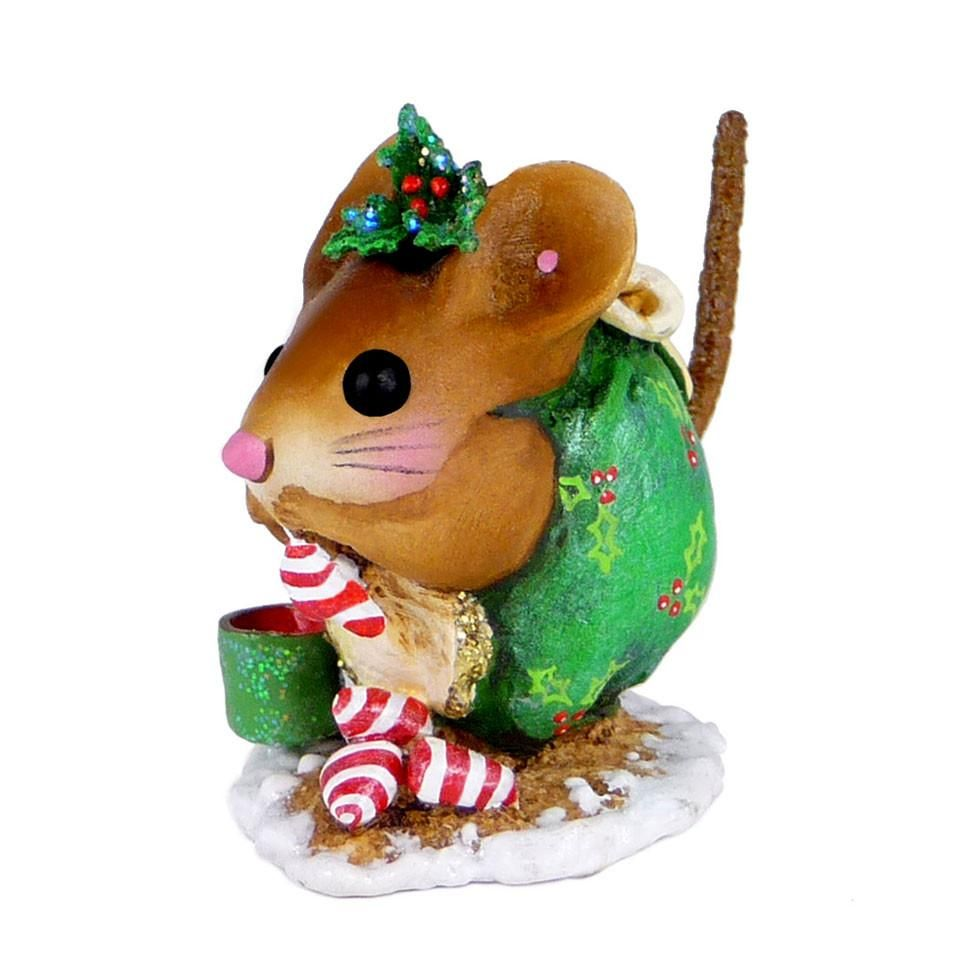 Christmas Nibble Mouse