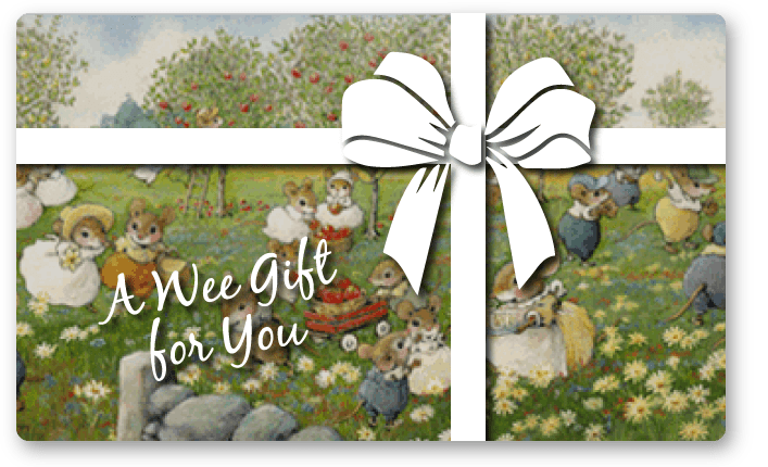 Wee Forest Folk Gift Card