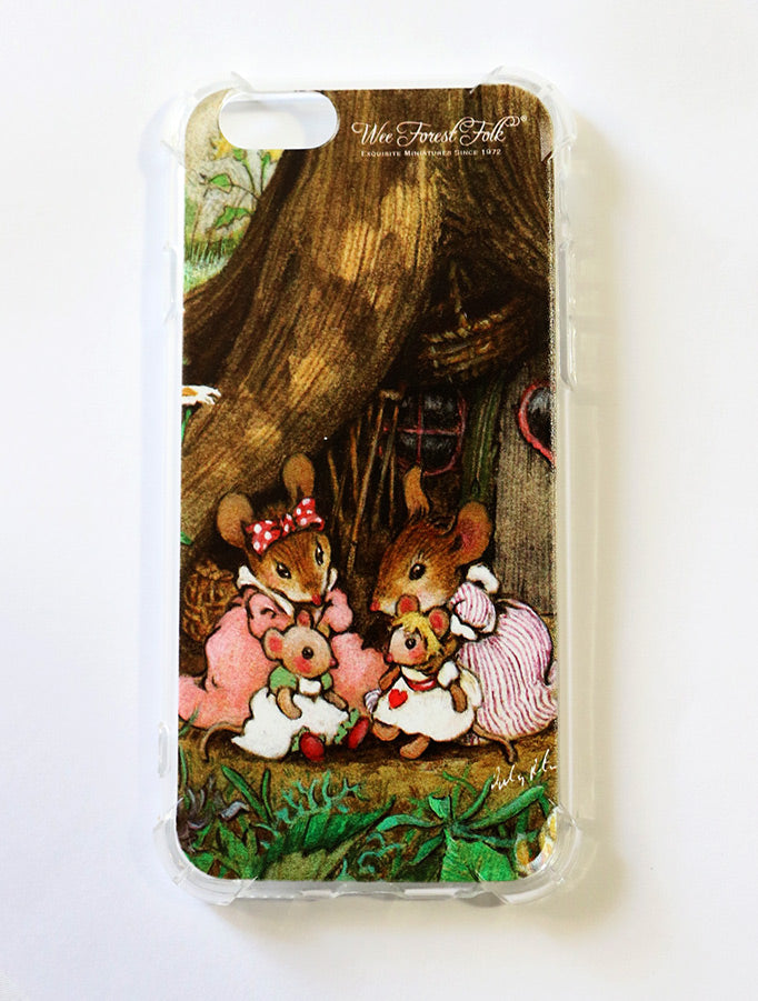 Donna's Dollies Cell Phone Case
