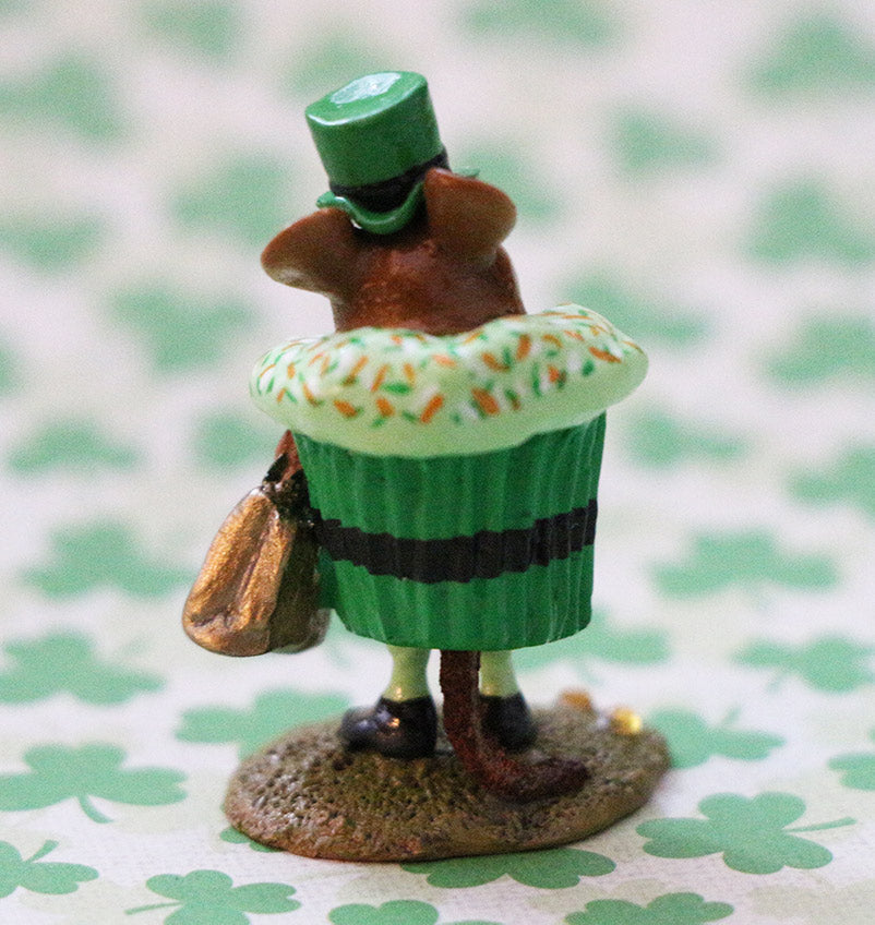 Paddy's Cupcake Treat