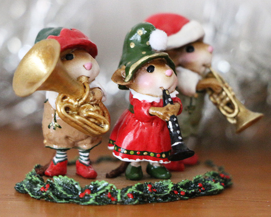 Oompah Band Elves