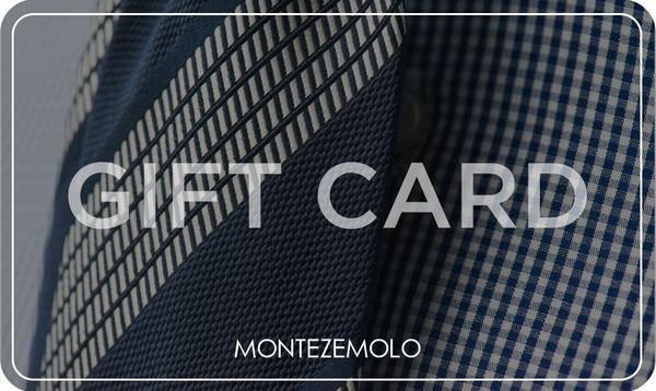 MONTEZEMOLO U.S. eGift Card
