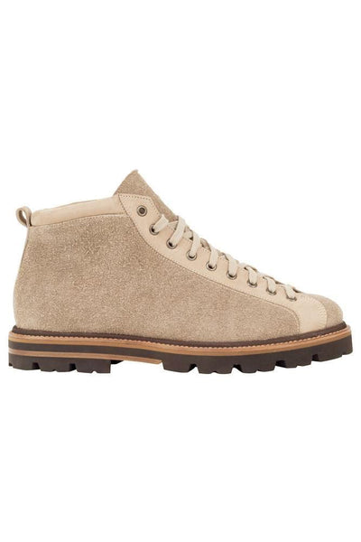 Himalaya Suede Leather Boots