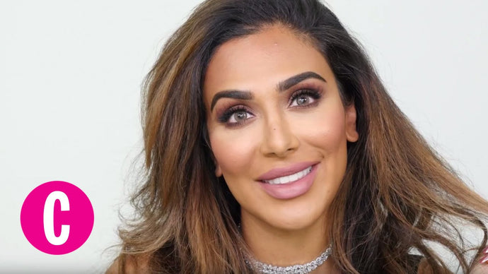 Huda Beauty's rose gold eye tutorial with Huda!