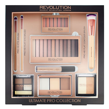 Makeup Revolution Ultimate Pro Collection 2017
